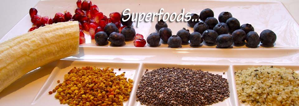 superfood smoothy parts
